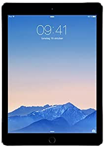 "Apple iPad Air 2 - Tablet de 9.7"" (WiFi + Bluetooth, 16 GB, 2 GB RAM, iOS 8.1), gris espacial"