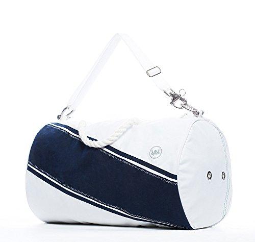 The Getaway Duffel Bag - Navy by A Summer Shop