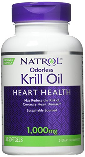 omega 3 krill oil softgels