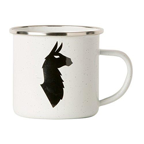 Cotopaxi Llama Crown Mug (White)