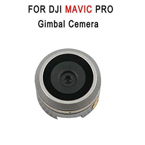 Gimbal 4K Video Camera Lens Repair Part for DJI MAVIC PRO Drone (Gray & Black) by Gbell