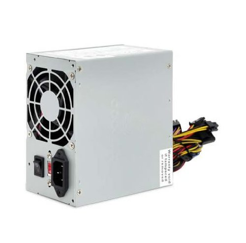 Coolmax 240-Pin 400 Power Supply with 1x80 mm Low Noise Cooling Fan (I-400) by Coolmax