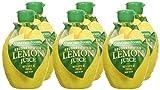 Concord Foods Lemon Juice 4.5 oz (Pack of 6)