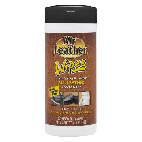 Mr Leather Wipes 30ct - 2 pack