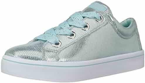 online store 74c92 91021 Skechers Women s Hi-Lite-Reptile Metallic Sneaker