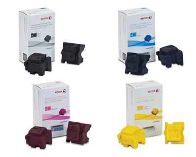 Xerox 108R00993. Ink Cartridge (Black,Cyan,Magenta,Yellow,8-Pack)