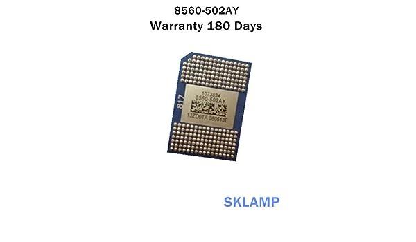 Amazon.com: Sklamp Projector DMD DLP Chip 8560-502AY 8560 ...