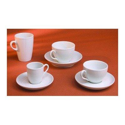 Pillivuyt Plisse Tea Cup, 6-Ounce -  514218BL