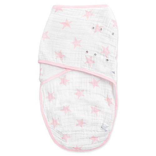 Aden By Aden Anais Easy Swaddle Wearable Baby Wrap Zenderbox