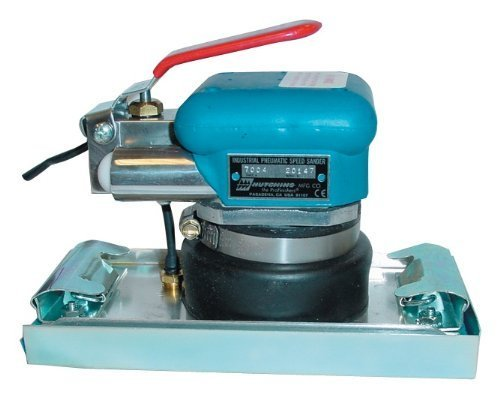Hutchins 7004 Water Bug Sander 3 2/3-Inch by 9-Inch with 20-Foot Hose by Hutchins