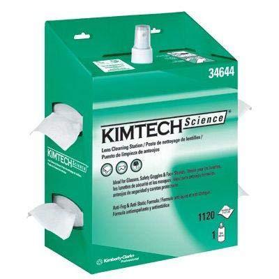 Science Kimtech Kimwipes Lens - KIMBERLY-CLARK PROFESSIONAL* KIMTECH SCIENCE KIMWIPES Lens Cleaning, POP-UP Box, 1120 Wipes/Box, 4/Carton