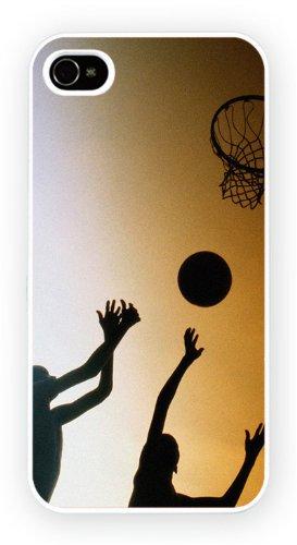 Basketball Sport Art Design, iPhone 5 5S, cellulaire cas coque de téléphone cas, couverture de téléphone portable