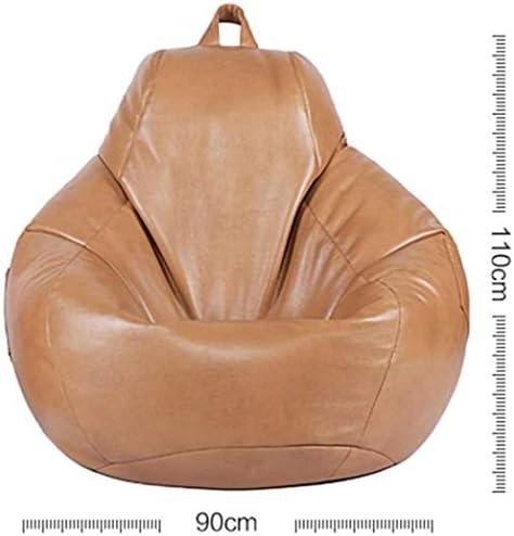La fermeture éclair cachée de la poignée remplie par EPS de tissu d\'unité centrale de sac de haricot a la bonne résilience