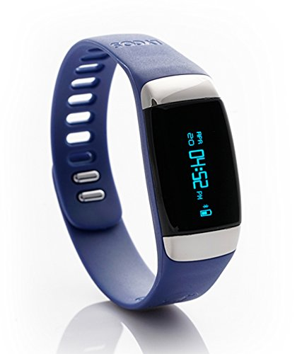 lycos-life-advanced-interactive-smart-band-new-england-navy