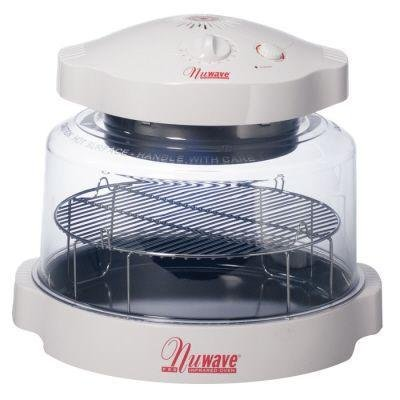 Amazon.com: Nuwave Blanco Estufa De Infrarrojos: Kitchen ...