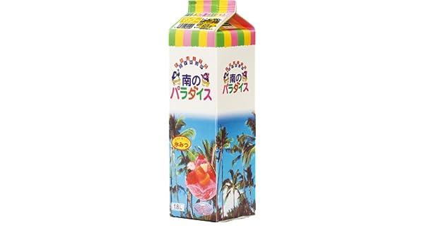 Miel miel de hielo al sur de Paradise 1.8L: Amazon.es: Alimentación y bebidas