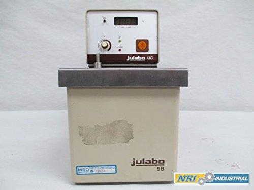 JULABO UC 5B /5 WATER REFRIGERATED HEATING CHILLER BATH STIRRER D202674