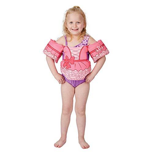 Full Throttle 104400-105-001-18 Vest Child Little Dipper Ballerina Pink