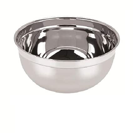 Amazon.com: Chef Direct Stainless Steel Euro Mixing Bowls 1 ...