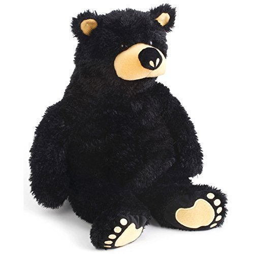 black stuffed bear - 4