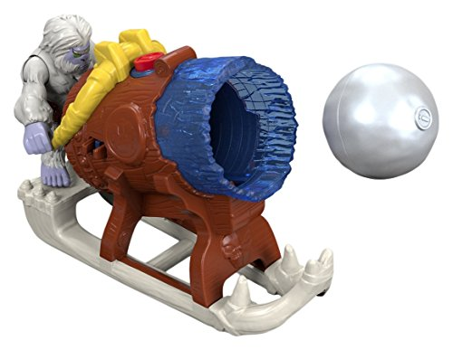 Fisher-Price Imaginext, Ice Cannon Sleigh