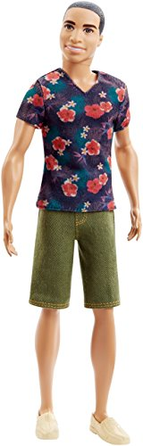 Barbie Fashionistas Ken Doll Floral product image