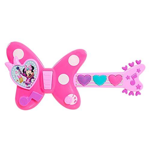 Minnie Happy Helpers Rockin' Guitar, Pink ()