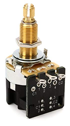 Mojo Tone CTS Push-pull Potentiometer - Long Shaft - 500k