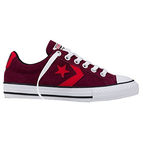 Zapatilla Converse jr Star Player EV Deep Bordeaux-Casino-White Bordeaux