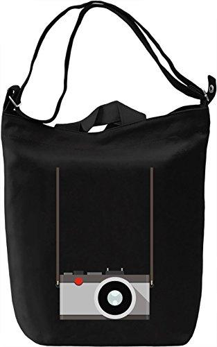 Photographer Borsa Giornaliera Canvas Canvas Day Bag| 100% Premium Cotton Canvas| DTG Printing|