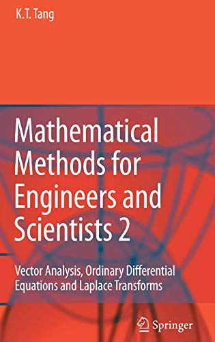 Mathematical Methods for Engineers and Scientists 2: Vector Analysis, Ordinary Differential Equations and Laplace Transforms (v. 2)