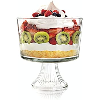Anchor Hocking Monaco Trifle Bowl