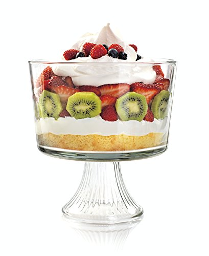 Rainbow Cake Trifle Kid Friendly