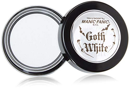 Manic Panic Goth White Cream/Powder Foundation -