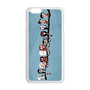 Distinctive birds on the tree twig Cell Phone Case for iPhone plus 6