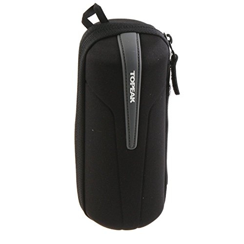 Topeak CagePack Tasche Flaschen Halter Schwarz Grau Organisation Fahrrad, TC2298G