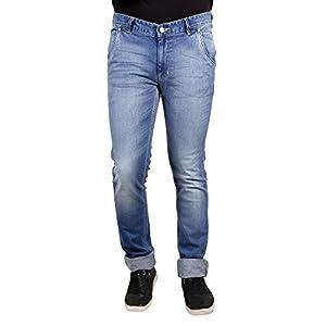 Numero Uno Slim Fit Low Rise Jeans