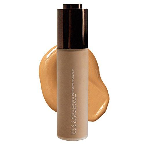 BECCA Aqua Luminous Perfecting Foundation- Tan, 1 Ounce