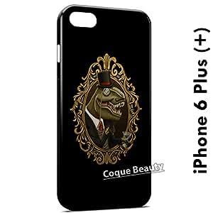 Carcasa Funda iPhone 6 Plus (iPhone 6+) Dinosaur Protectora Case Cover