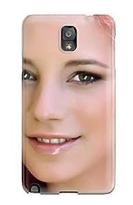 Galaxy Note 3 Case Bumper Tpu Skin Cover For Beautiful Redhead Accessories