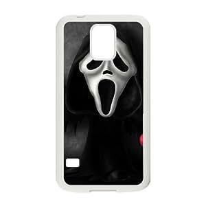 Scream Samsung Galaxy S5 Cell Phone Case White Phone cover F7637986