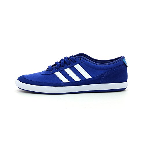Adidas Originals Court Spin Schuhe Sneaker Turnschuhe Trainers blau Wildleder / Textil Blau