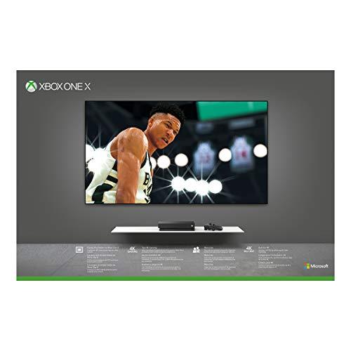 412XNm3MjhL - Xbox One X 1TB Console - NBA 2K19 Bundle