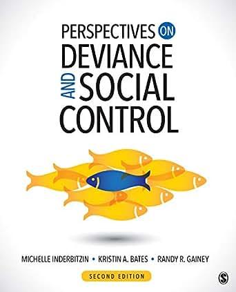 Social Deviance/Social Control