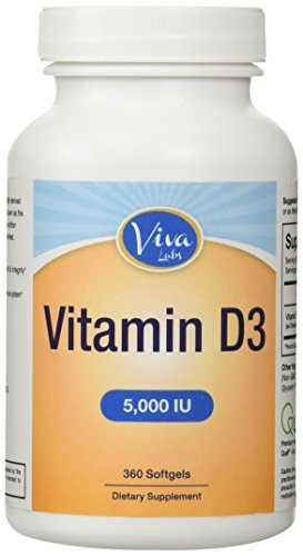Vitamin D3 5000IU Parent