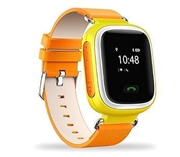 Unbekannt Smart Watch Reloj de Pulsera Infantil GPS Tracker ...