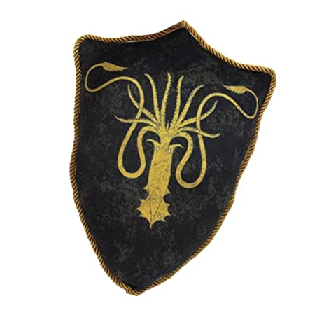 Game of Thrones - House Greyjoy Sigil Throw Pillow