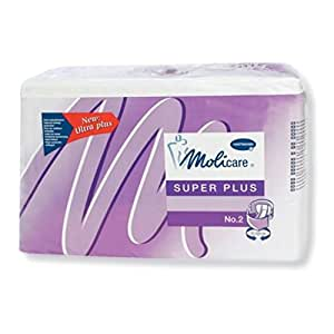 Molicare® Super Plus Briefs: Case of 56, Xl
