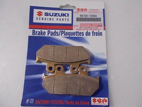 /10860/ 69100/ /000/Plaquettes de Frein Arri/ère Original suzuki burgman 650/2003/2004/2005/2006/2007/2008/2009/2010/2011/2012/2013/2014/2015/2