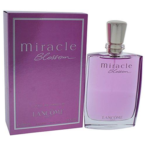 - Lancome Miracle Blossom L'Eau De Parfum Spray for Women, 3.4 Ounce